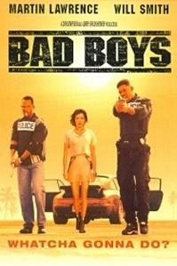 Poster van 'Bad Boys' © 1995 Don Simpson/Jerry Bruckheimer Films