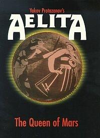 Poster 'Aelita' (c) 1924