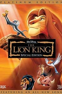 poster 'The Lion King' © 1994 Buena Vista International