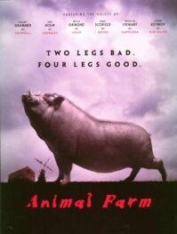 poster 'Animal Farm' (c) 1954