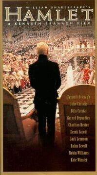 poster 'Hamlet' © 1996 Castle Rock Entertainment