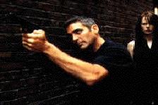 Clooney en Kidman (c) 1997 Pepsi World '97