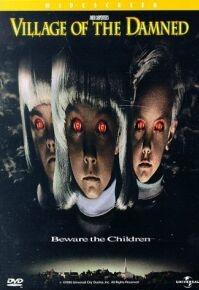 Poster 'Village of the Damned' (c) 1995