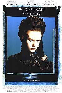poster 'The Portrait of a Lady' © 1996 PolyGram Filmed Entertainment