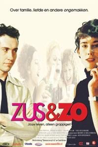 Poster van 'Zus & Zo' © 2001 RCV