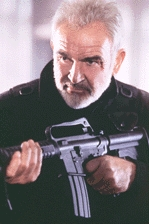 1987 Academy Award winnaar Sean Connery speelt de topgeheime federale gevangene John Patrick Mason (c) Movieweb.com