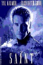 Val Kilmer is Simon Templar