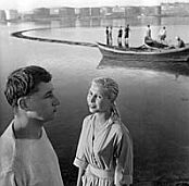 Still uit 'La Pointe Courte' (c) 1956