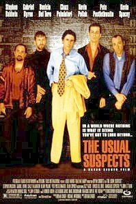 Poster 'The Usual Suspects' © 1995 Polygram