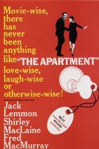 poster 'The Apartment' © 2004 Filmmuseum Distributie