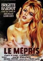 Poster van 'Le Mépris' © 2002 Filmmuseum