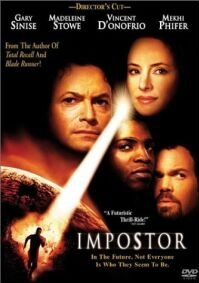 Poster 'Impostor' © 2002 RCV Film Distribution