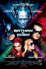 poster 'Batman & Robin' © 1997 Warner Bros. - Promoposter voor opening 20 juni '97 in de Verenigde Staten