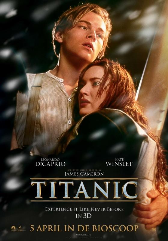 Een liefdesrelaas dat alleen mogelijk was op de Titanic © 1997 Columbia TriStar