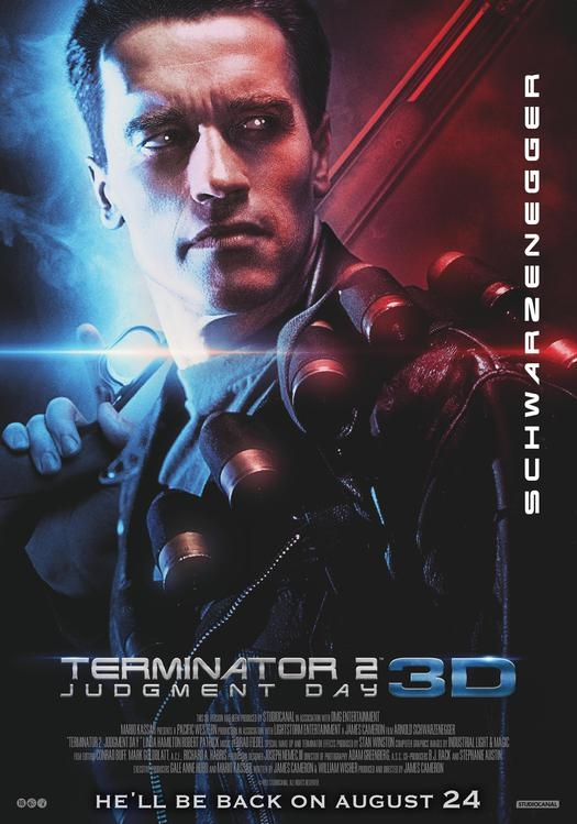 Poster 'Terminator 2: Judgment Day' © 1999 Columbia TriStar