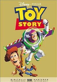 poster 'Toy Story' © 1995 Pixar Animation Studios