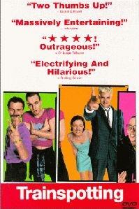 Poster van 'Trainspotting' © 1995 Miramax
