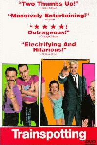 Poster van 'Trainspotting' © 1995 Miramax