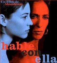 Poster 'Hable con Ella' © 2002 A-Film Distribution