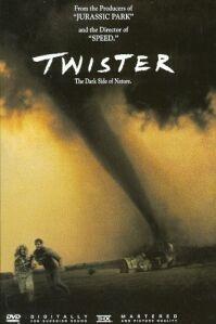 Poster van 'Twister' © 1996 Warner Bros.