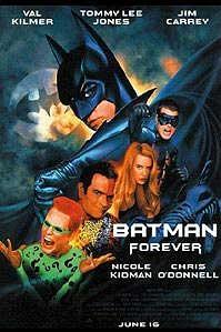 Val Kilmer als Batman © 1995 Warner Bros.