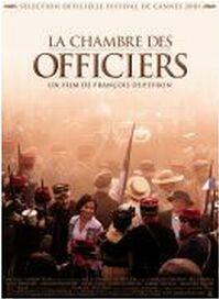 Poster 'La Chambre des Officiers' (c) 2001