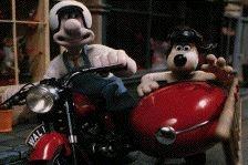 Wallace&Gromit (c)1995 Aardman Animations
