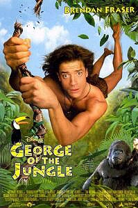 Poster 'George of the Jungle' © 1997 Buena Vista International