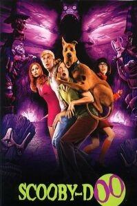 Poster 'Scooby-Doo' © 2002 Warner Bros.