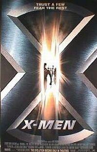 poster 'X-Men' © 2000 FOX