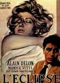 Poster 'L'Eclisse' (c) 1962