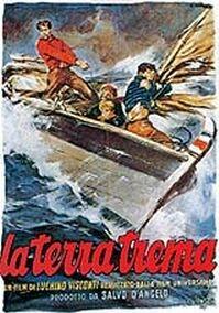 Poster 'La Terra trema' (c) 1948
