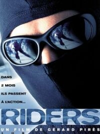 Poster 'Riders' (c) 2002