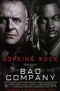 Poster 'Bad Company' © 2002 Buena Vista International