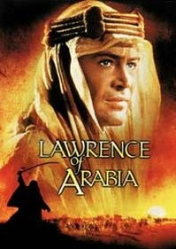 Poster 'Lawrence of Arabia' © 1962 Columbia Pictures