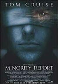 Poster 'Minority Report' © 2002 FOX