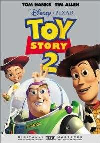 poster 'Toy Story 2' © 1999 Pixar Animation Studios