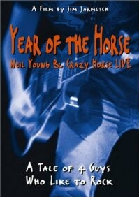 Poster 'Year Of The Horse' © 1997 October Films