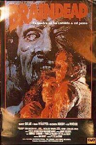 Poster 'Braindead' © 1992 WingNut Films