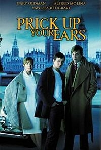 Poster 'Prick up your Ears' © 1987 Samuel Goldwyn Company