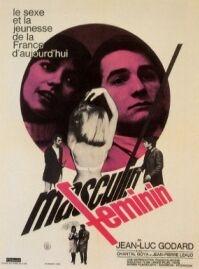 Poster van 'Masculin, Féminin' (c) 1966