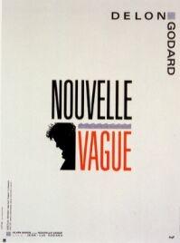 Poster van 'Nouvelle Vague' (c) 1990