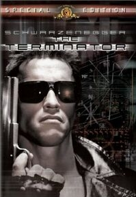 Poster van 'The Terminator' © 1984 Metro-Goldwyn-Mayer (MGM)