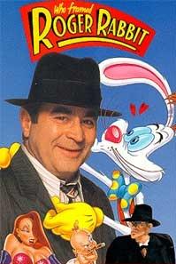 poster 'Who Framed Roger Rabbit' © 1998 Disney