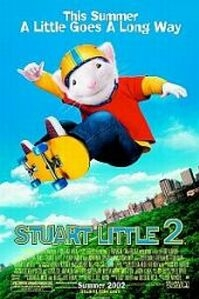 Poster 'Stuart Little 2' (c) 2002 Columbia TriStar