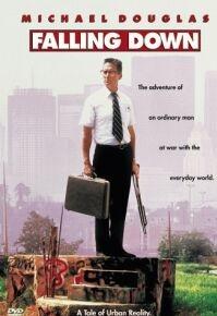 Poster van 'Falling Down' (c) 1993 Warner Bros.