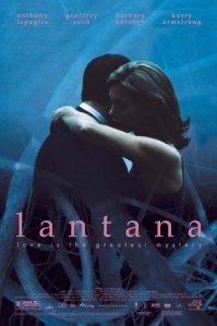 Poster van 'Lantana' © 2002 A-Film Distribution