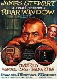 Poster van 'Rear Window' © 1954 Paramount Pictures