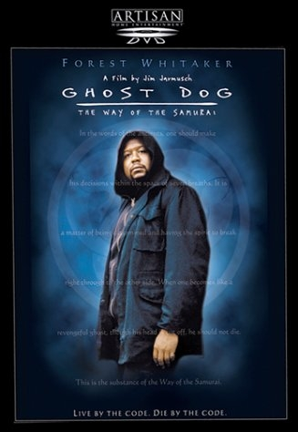 poster 'Ghost Dog: The Way of the Samurai' © 1999 Plywood Productions