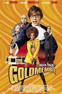 Poster van 'Austin Powers in Goldmember' © 2002 RCV